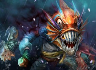Review Hero Slark Dalam Game Dota 2