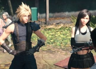 Panduan Lokasi Final Fantasy 7 Remake Secret Medicine
