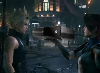 Final Fantasy 7 Remake Di Xbox